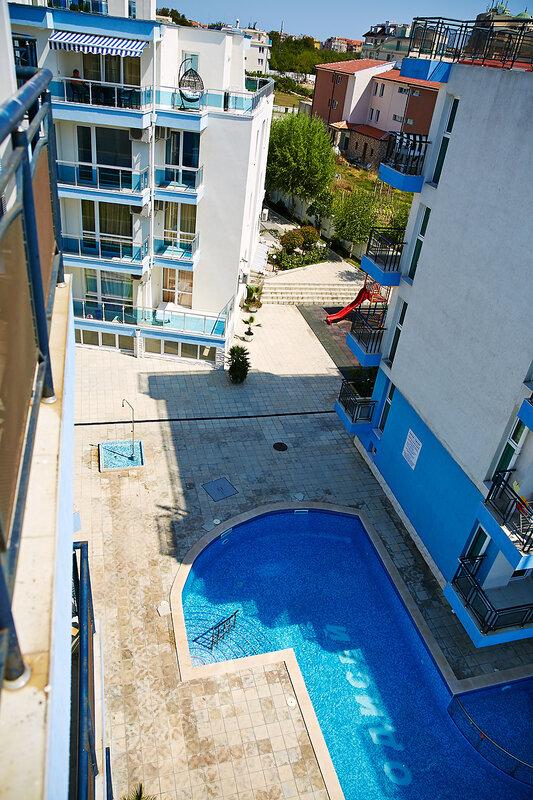 апратаменты в аренду в Болгарии, жк Одисей, Несебр