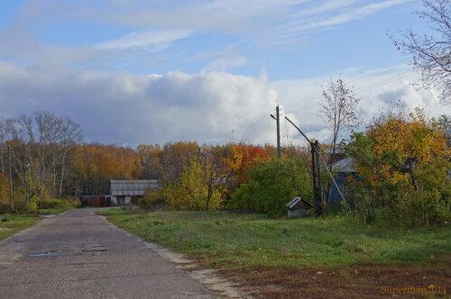 осень в Кудыкино