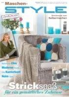 Журнал Maschen - Style No.4 2011