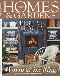 Homes & Gardens Magazine - January 2015