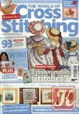 Книга Книга The World of Cross Stitching (TWOCS) 205 2013-07 июль