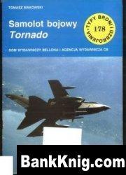 Книга Samolet bojowyTornado [Typy Broni i Uzbrojenia 178] pdf в rar  10,69Мб