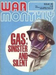 Журнал War Monthly Issue 45