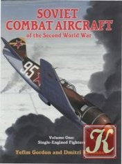 Книга Soviet Combat Aircraft of the Second World War. Vol.1: Single-Engined Fighters