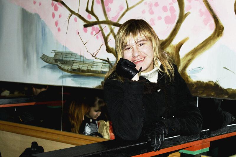 Волосы начали путаться, Лесной городок, Подмосковье, 18 октября 2011 года