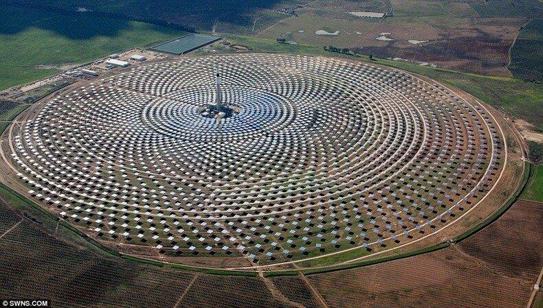 завод солнечный