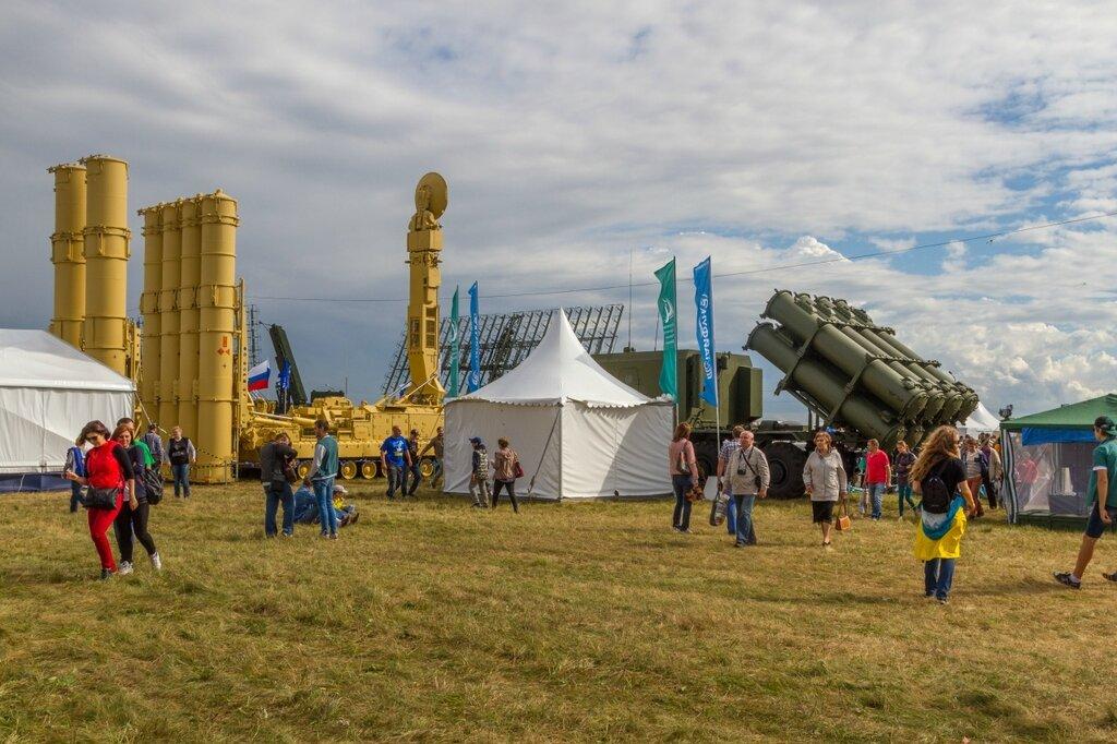 Ракетные комплексы, МАКС-2015