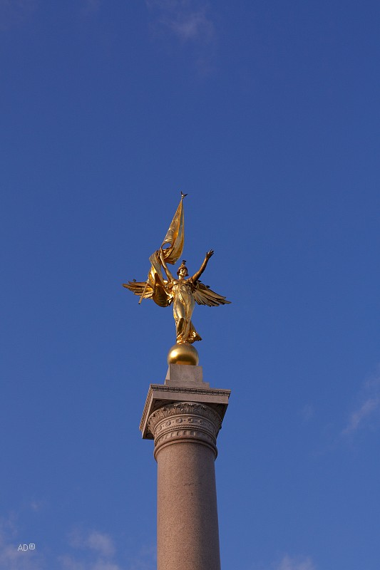 Памятник Первой дивизии