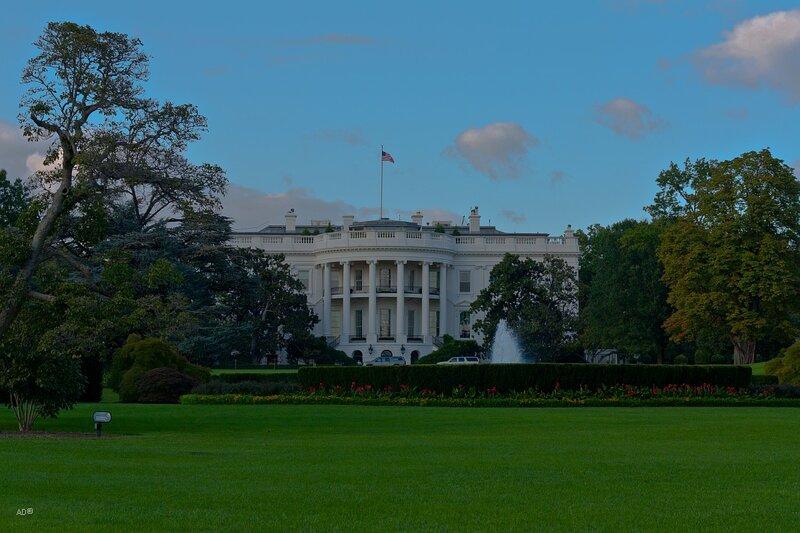 Вашингтон 2011 - день первый