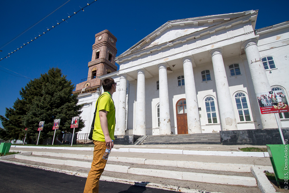 Церкви в Марксе 13