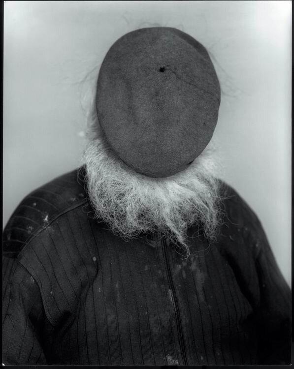 Photograph Gerard Fieret by © Koos Breukel