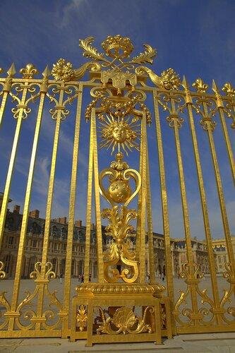 Версаль, решётка