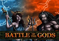 Battle of the Gods бесплатно, без регистрации от PlayTech