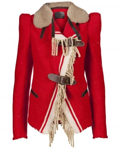 Wunderkind Fur Collar Coat $3029