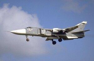 В Хабаровском крае лётчики на новых СУ-34 выполнили полеты в стратосфере в сверхзвуковом режиме