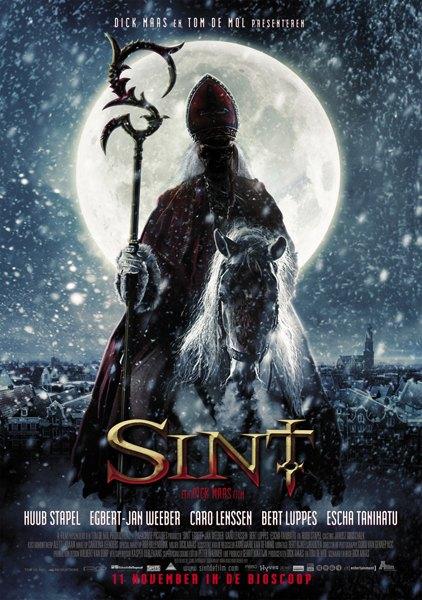 Дед отмороз / Sint (2010/DVDRip)