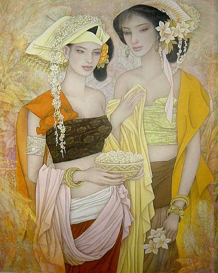 Автор картины  Feng Chang Jiang
