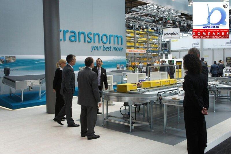 CEMAT 2011 изобилие предложений автоматизации производства