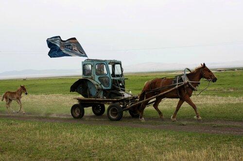 Группа поддержки из сельской местности