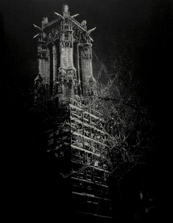 1930-е. Башня Сен-Жак