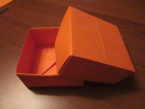 Как сделать куб из листа а3