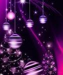 рождественские фоны и орнамент (7)