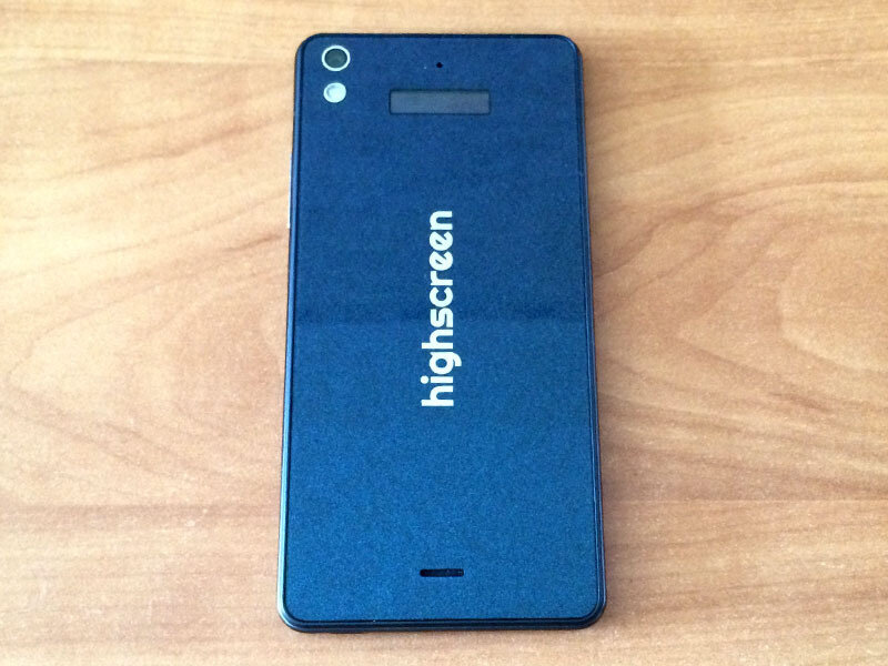 Highscreen Ice 2 Galaxy Blue