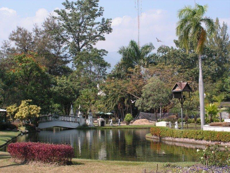 парк в Чианг Мае