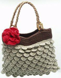 вязание крючком, вязание спицами, идеи для творчества, сумки.