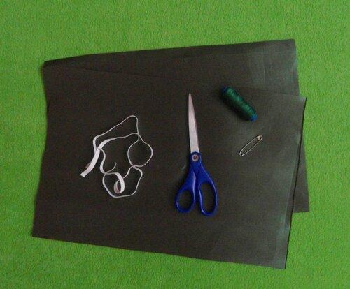 Изготовление бахил... инструкции по шитью