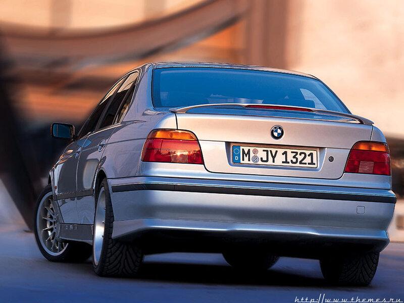 BMW Club - Показать сообщение отдельно - Е39 - ТТХ, фото, презентации.