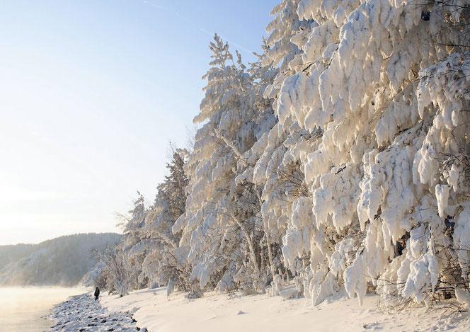 Сибирь лучшее направление для туризма