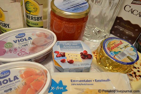 Финская еда