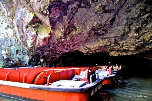 чехия, пещера пунква, моравский крас