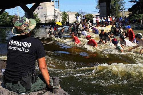 Go2life.net • разрушительные воды потопа в Таиланде