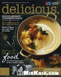 Журнал Delicious №8 2013