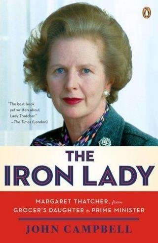 Книга The Iron Lady