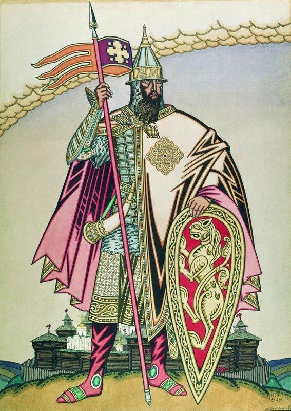 Князь Игорь, 1929