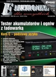 Журнал Elektronika Dla Wszystkich №9 2015