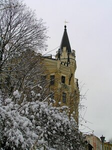 Сегодня в Киеве снег.Это не значит, что он будет завтра...