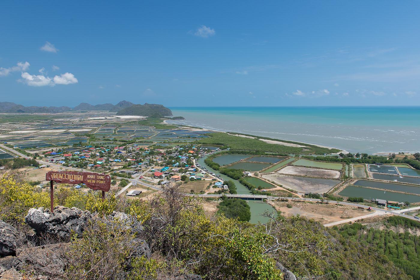 Фото 7. Вид со смотровой площадки Khao Daeng View Point в национальном парке Sam Roi Yot в Таиланде. Отзывы о самостоятельном отдыхе (100, 24, 8.0, 1/160)