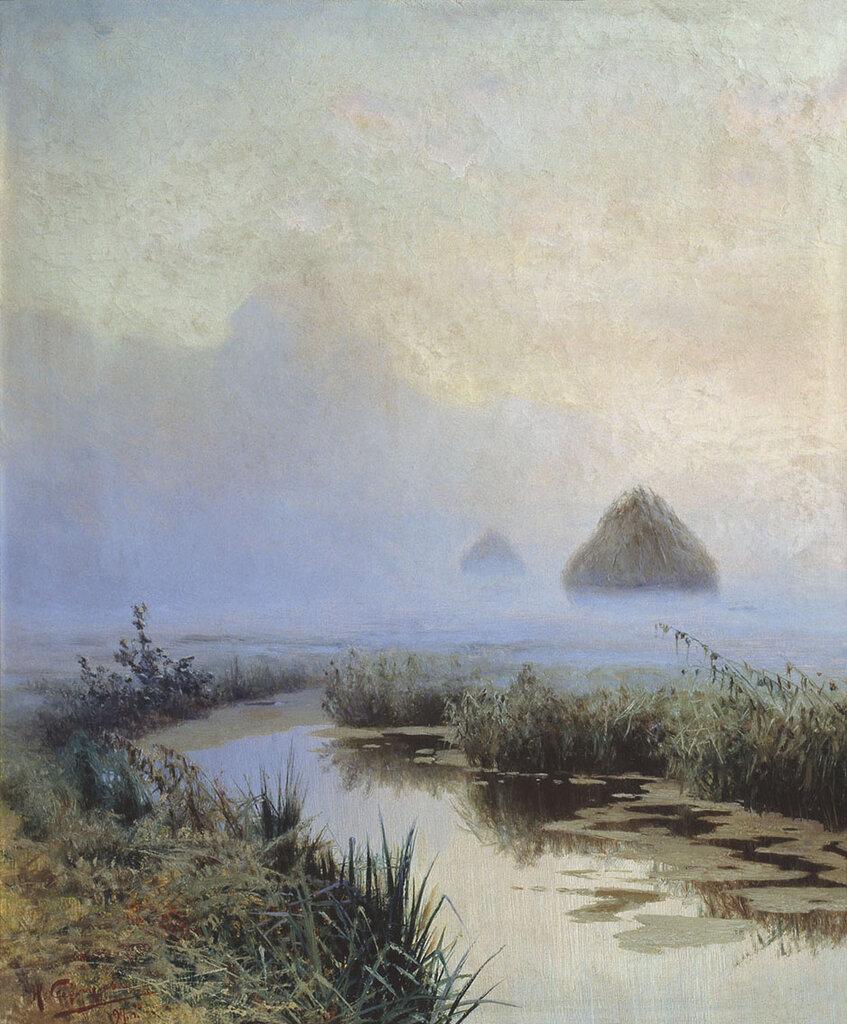 Николай Александрович Сергеев. Туман. 1897