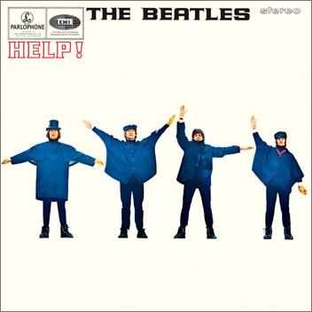 Пятый альбом Beatles - Help!