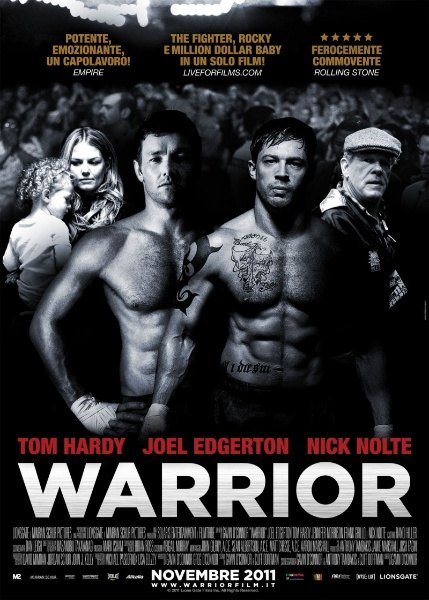 Воин / Warrior (2011/ENG/TS)