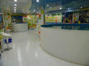 Акватика kids зал с бассейнами