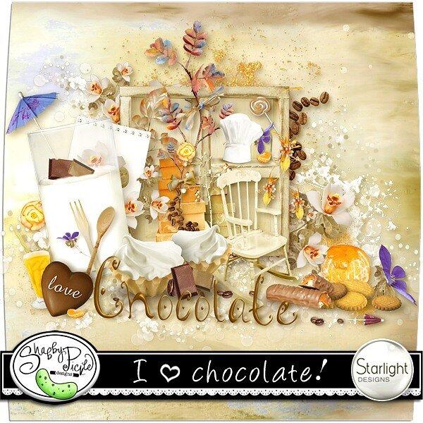 люблю шоколад!