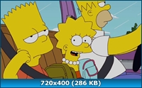 �������� 20 ����� / The Simpsons (2008) HDRip [VO-Production + 2�2]