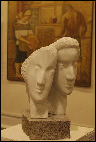 Осенняя выставка в ВЦСПбСХ. 25 ноября 2011.