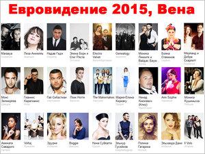Европа замерла в ожидании результатов Евровидения 2015