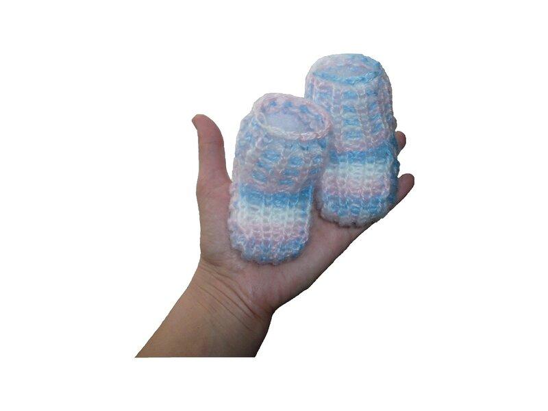 детские носочки схемы и